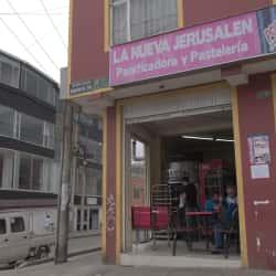 Panaderia La Nueva Jerusalen en Bogotá