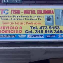 Tdc tecni-digital colombia en Bogotá