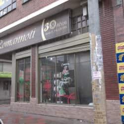 Pasteleria Romannoti en Bogotá