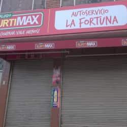 Autoservicio La Fortuna en Bogotá