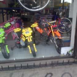 Planet Bikes en Bogotá