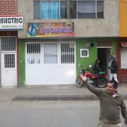 Tronqui Burguer en Bogotá