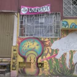 Punto de Fabrica Uniformes en Bogotá