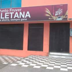 Punto Fruver Villetana en Bogotá
