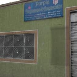 Purple Fragances & Accesorioes en Bogotá