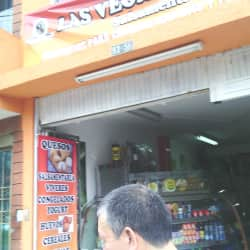 Distrilacteos Las Vegas Express en Bogotá
