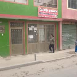 Distri Danny en Bogotá