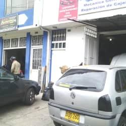 Electro Motor's en Bogotá