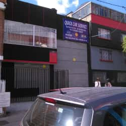 Quick Car Service JR S.A.S. en Bogotá