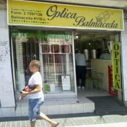 Óptica Balmaceda en Santiago