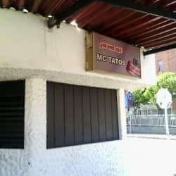 Mc Tatos en Bogotá