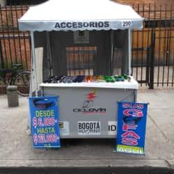 Accesorios de Hernán 200 en Bogotá