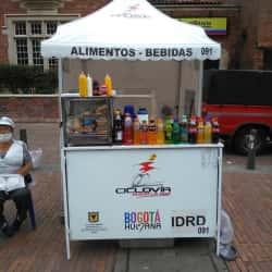 Alimentos y Bebidas de Oscar Fajardo Nº 091 en Bogotá