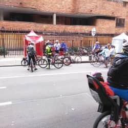 Ciclo Taller 187 en Bogotá