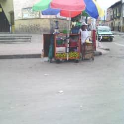 Punto Ambulante de Hidratacion Jugo de Naranja en Bogotá