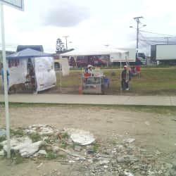 Punto Ambulante de Hidratacion Jugos de Naranja en Bogotá