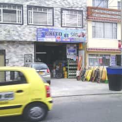 Deposito y Ferreteria Exito La 61 SAS Company Information en Bogotá