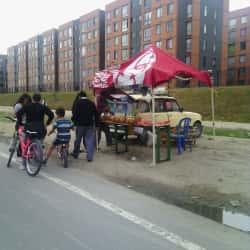 Punto Ambulante de Hidratacion Jugos en Bogotá