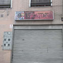 Video Bar el Cacique en Bogotá