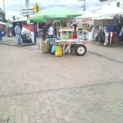 Punto Ambulante de Hidratacion Jugo de Naranja - Salpicón - Fruta Picada en Bogotá
