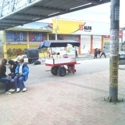 Punto Ambulante Fruta Picada - Salpicón en Bogotá
