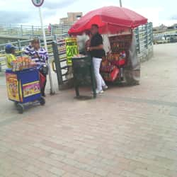 Punto Ambulante Minutos - Pasabocas en Bogotá