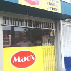 Mao's en Bogotá