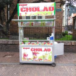 Puesto Ambulante Super Chola Alex en Bogotá