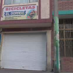 Bicicletas El Dorado en Bogotá