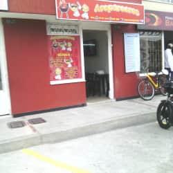 Areparceros Parrilla Bar en Bogotá