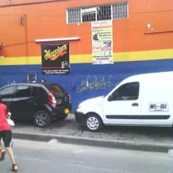 Autolavado Formula 1 en Bogotá
