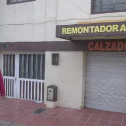 Remontadora calzado en Bogotá