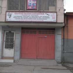 Servicio técnico automotriz fms en Bogotá