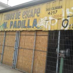 Tubos de Escape M. Padilla en Santiago