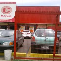 Supermercado Comercial Castro en Santiago