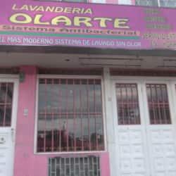 Lavanderia Olarte en Bogotá