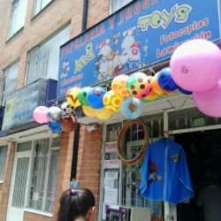 Papeleria y Jugueteria Aky Toys en Bogotá