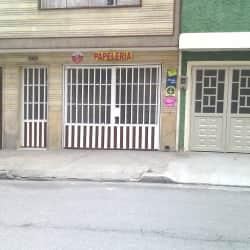 Papelería Carrera 69 en Bogotá