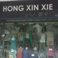 Tienda de ropa Hong Xin Xie en Santiago