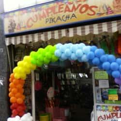 Cumpleaños Pikacha en Santiago