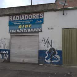 Radiadores lucho en Bogotá