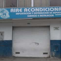 R.A Aire acondicionado en Bogotá