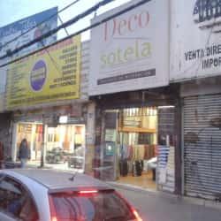 Deco Sotela en Santiago