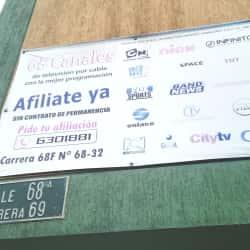 Salon Comunal Bellavista en Bogotá