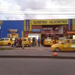 Taxímetros Velocímetros  en Bogotá