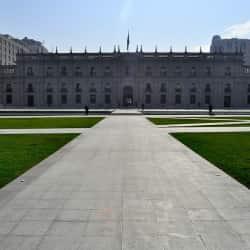 Plaza de la Ciudadanía  en Santiago