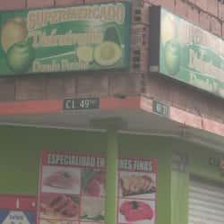 Supermercado Disfrutiverdes Donde Fercho en Bogotá