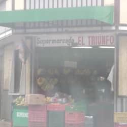 Supermercado El Triunfo Carrera 27 con 50 en Bogotá