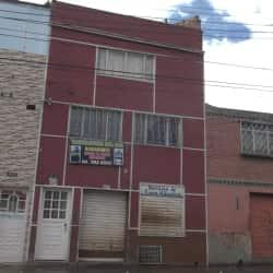 Tenibombas del Sur en Bogotá