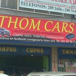 Thom Cars en Bogotá